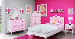 لون روز لغرف النوم