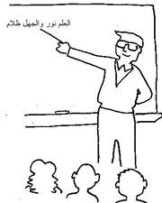 صور ارشادات المعلم الاساسيه