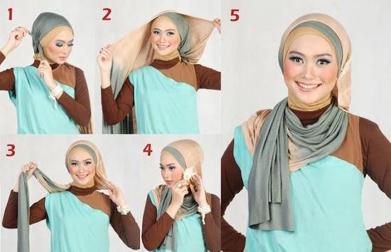 بالصور كيفية وضع الحجاب 2019