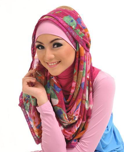 صور كيفية وضع الحجاب 2019
