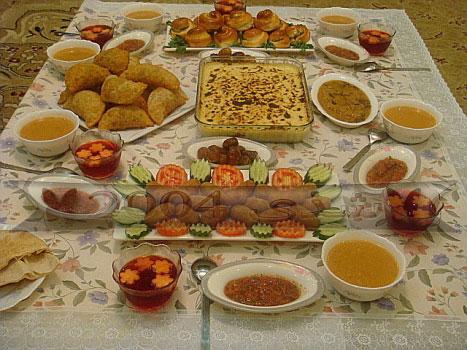 صور تصور لافطار رمضان