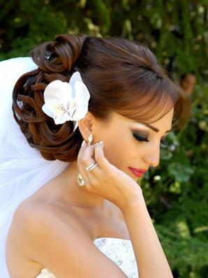 بالصور تسريحات شعر للعرائس 20160911 1354