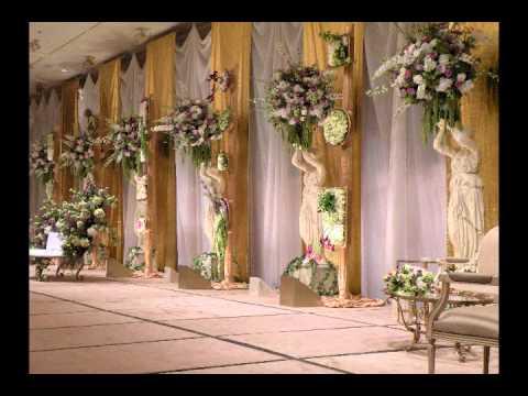 صور افكار لوقفة العروس في الزفة