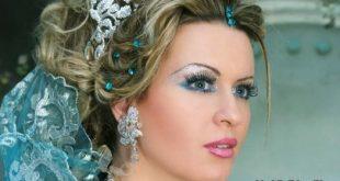 اجمل تسريحات الشعر للعرائس