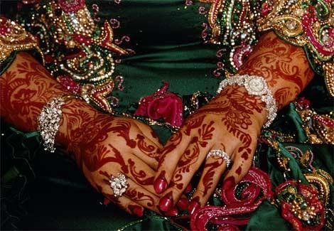 بالصور نقوش حناء هندية وخليجية 20160911 1911