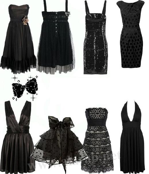 بالصور اجمل موديلات الفساتين السوداء 20160911 2111