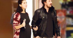 زوج الممثلة التركية عاصي