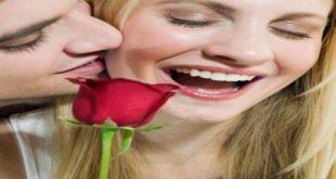 حب المراة للرجل