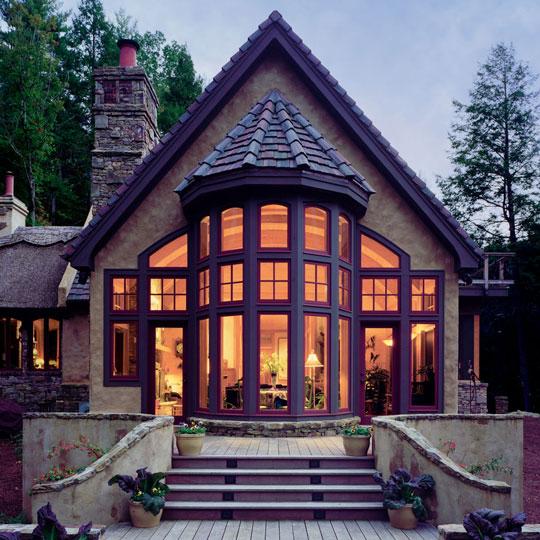 صور ديكورات للمنازل من الخارج