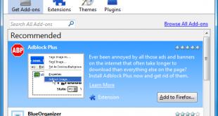 صور كيف امنع اعلانات جوجل عن متصفح الفاير فوكس