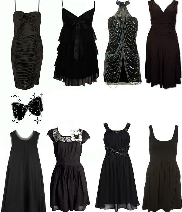 بالصور اجمل موديلات الفساتين السوداء 20160911 539