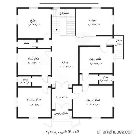 بالصور تصاميم منازل صغيرة عربية 20160911 560