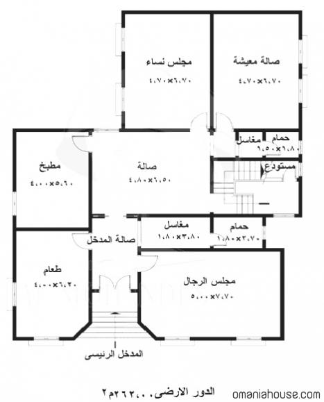 بالصور تصاميم منازل صغيرة عربية 20160911 562