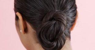 كيفية عمل تسريحة الشعر المبلل