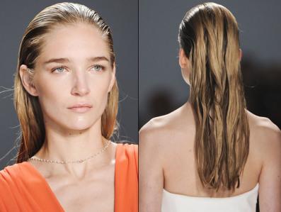 بالصور كيفية عمل تسريحة الشعر المبلل 20160911 628