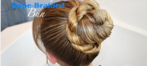 بالصور كيفية عمل تسريحة الشعر المبلل 20160911 76