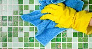 مادة لتنظيف السيراميك