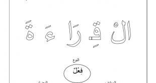 منهج اللغة العربية للصف الثالث الابتدائى الترم الاول 2019