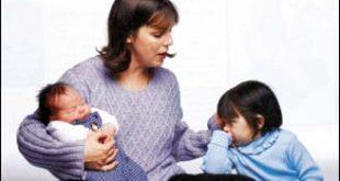 مشكلة الازعاج عند الاطفال