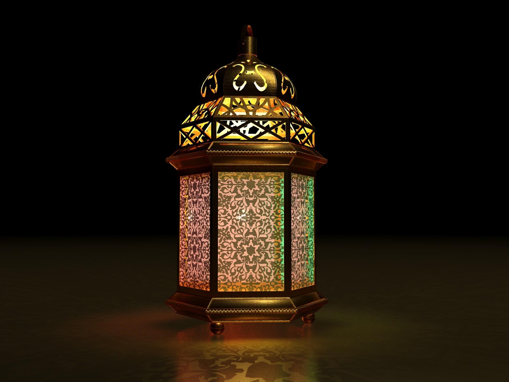 صورة فوانيس رمضان للتصميم