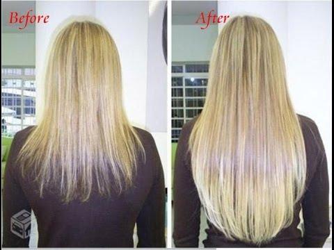 صورة كيفية تطويل الشعر بسرعة فائقة