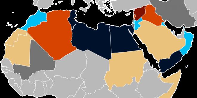 صور ثورات الربيع العربي