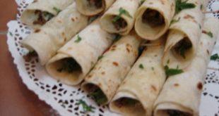 طريقة عمل شاورما اللحم السورية