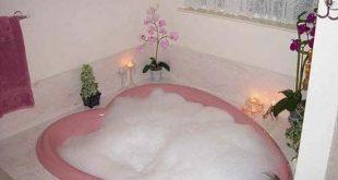 رومانسية في الحمام
