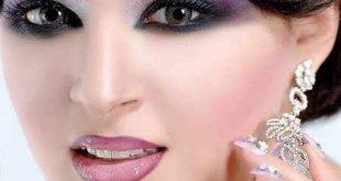 مكياج عيون للعرايس بالصور