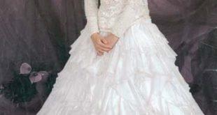 اجمل فساتين زفاف لبنان