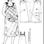 طريقة تفصيل فستان للحوامل