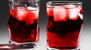 صور طريقة عمل شاي او عصير الكركديه