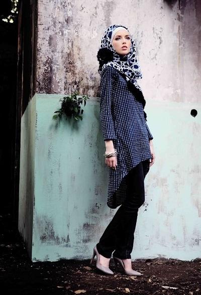 بالصور لباس المحجبات انيقة 2019 20160913 452