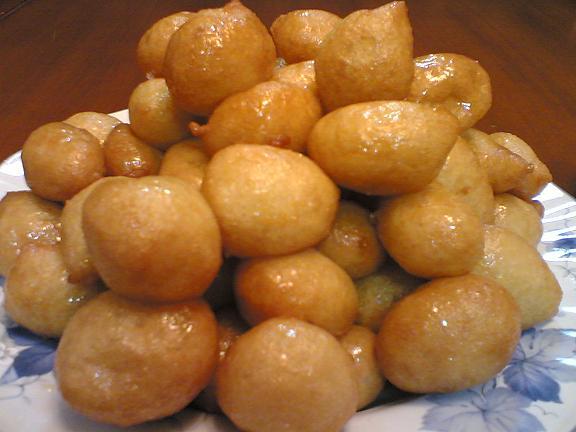 صورة الخبيص حلوى بحرينيه