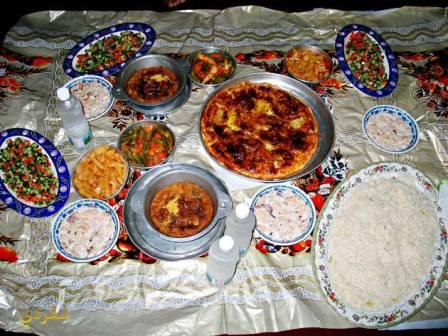 صور اكلات ليبية حارة في رمضان