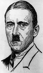 صور ما تعرفه عن هتلر والحرب العالميه