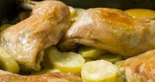 صواني دجاج