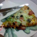 مقادير بيتزا لديدة