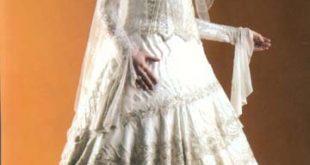 اجمل فساتين الزفاف للمحجبات
