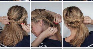 طريقة تسريح الشعر القصير