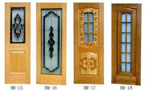 صور تصميمات ابواب خشبية داخلية الحديثة