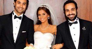 صور زوجات المشاهير العرب