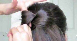 احلى تسريحة شعر في العالم سهلة روك