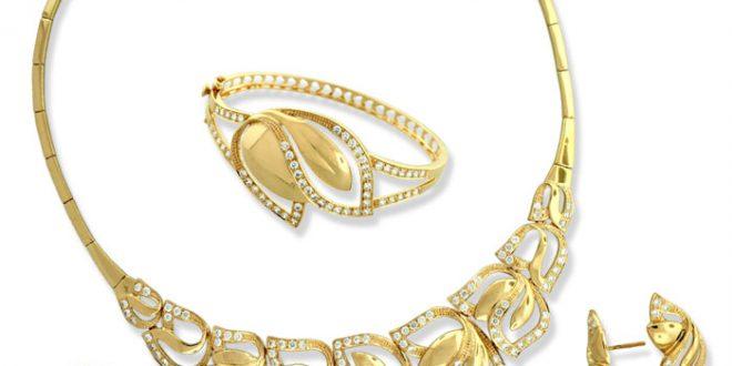 صور اجمل تشكيلة مجوهرات للعروسة