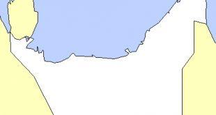 صور خريطة الامارات الصماء
