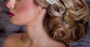 صور اجمل تسريحات العرائس