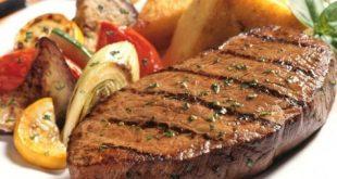 طريقة اللحم المشوي