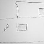 بيت تراثي سهل الرسم