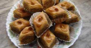 صور حلويات النقاش الجزائري