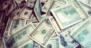 الحلم بجمع النقود